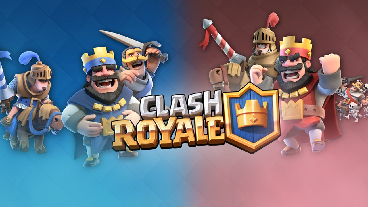 Clash royale desktop wallpaper hd