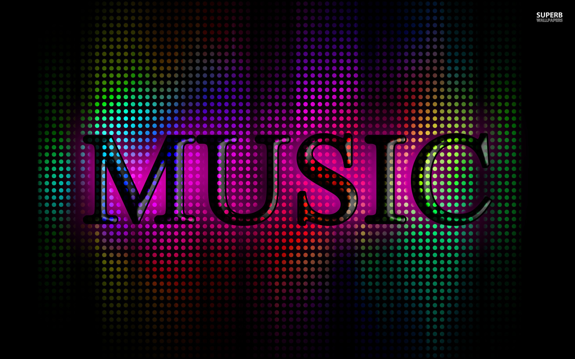 Colorful Music Notes In A Lin Hd Wallpaper Background Images: Colorful Music Wallpapers (46 Wallpapers)