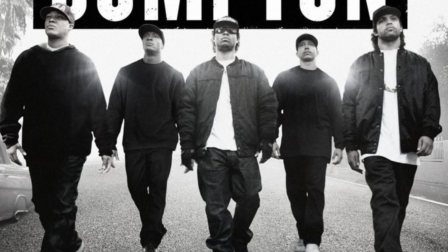 IPhone  Straight outta compton Wallpapers HD, Desktop Backgrounds 896x504