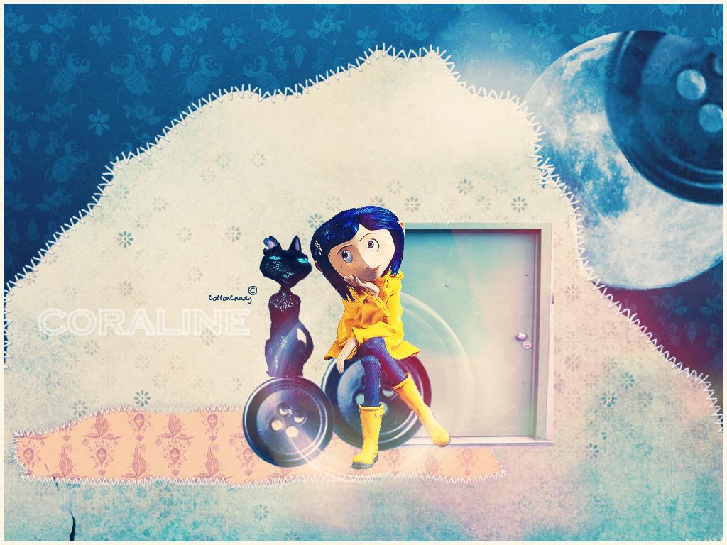 Coraline Movie Wallpapers WallpapersInk Coraline HD