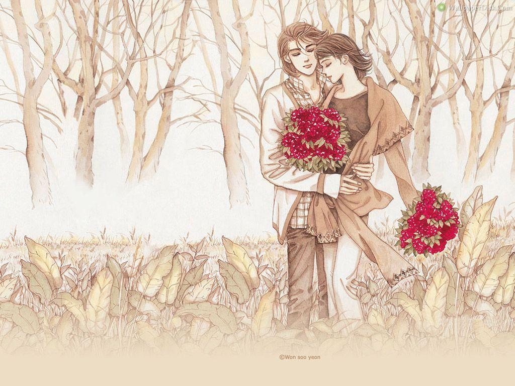 Couple Wallpaper 014