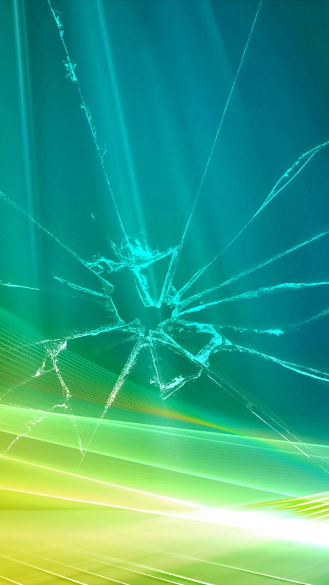 Free Download Cracked Screen Live Wallpaper Screenshot