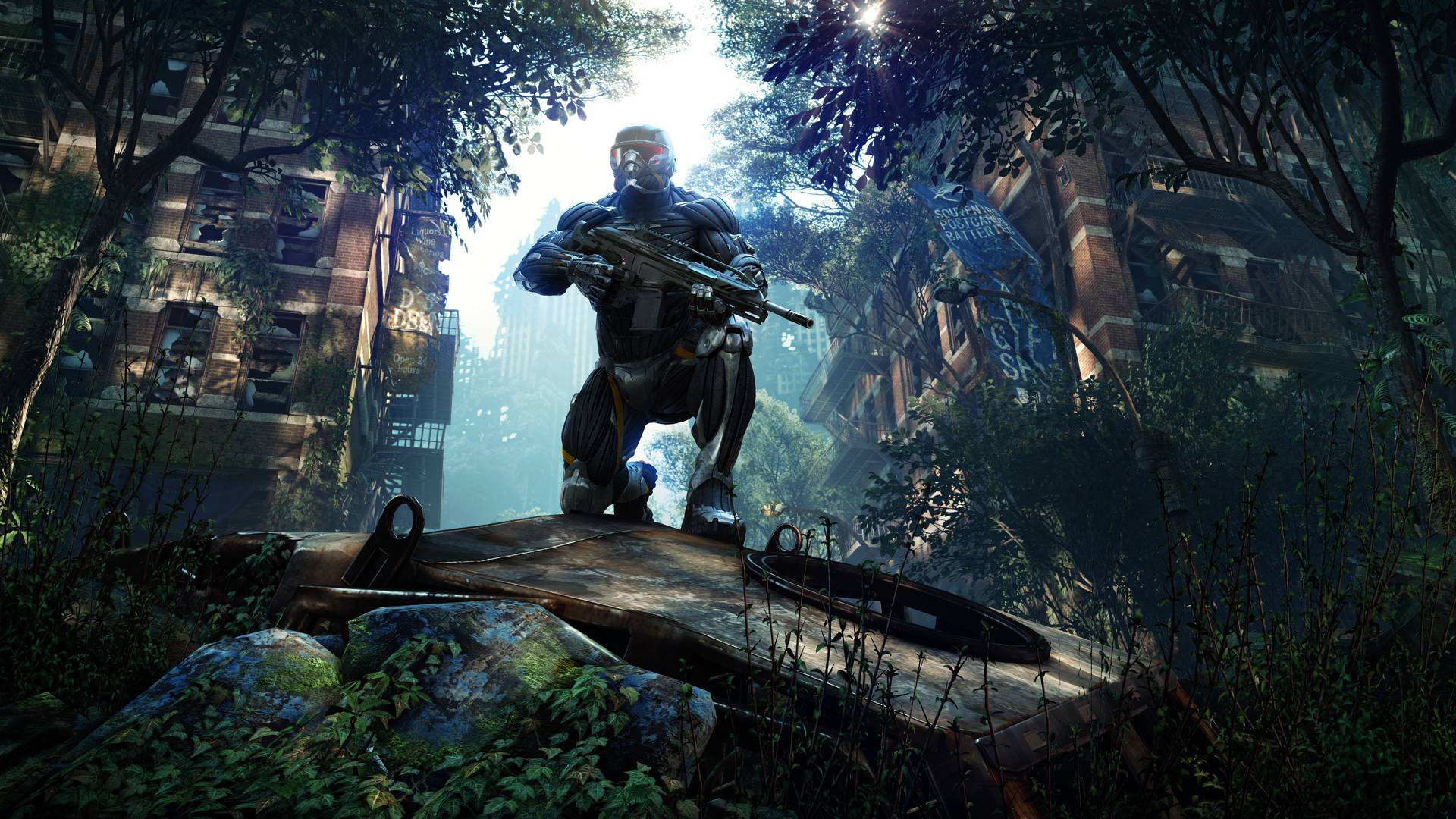 Crysis  Greath HD Game Wallpaper PC 1920x1080