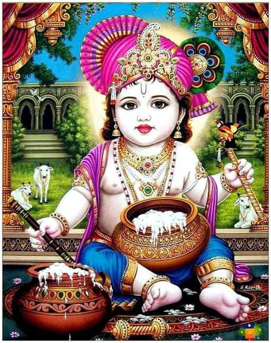 Cute Krishna wallpapers for mobile8