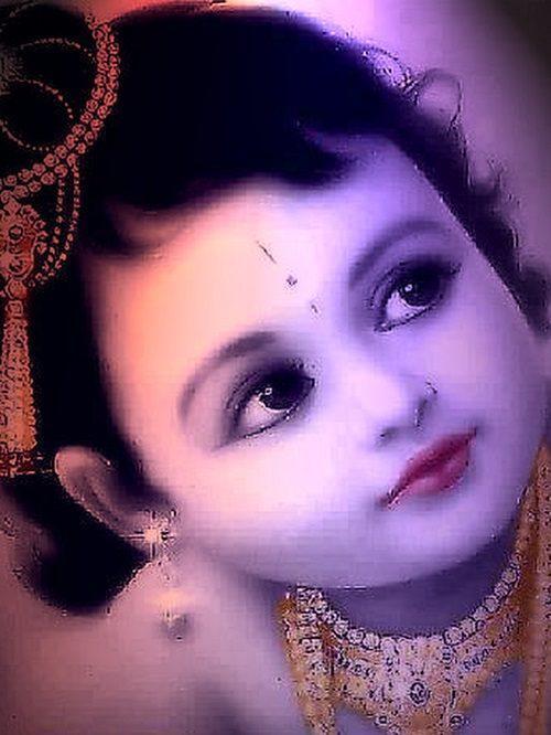 Cute Krishna wallpapers for mobile9