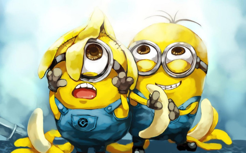 Cute Minions Wallpapers 005