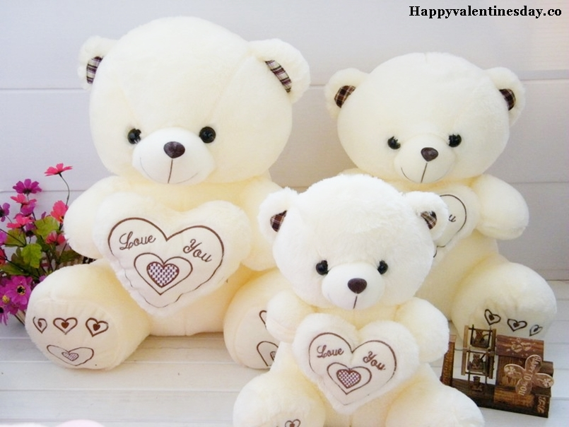 Cute Teddy Bear Images Wallpapers (37 Wallpapers