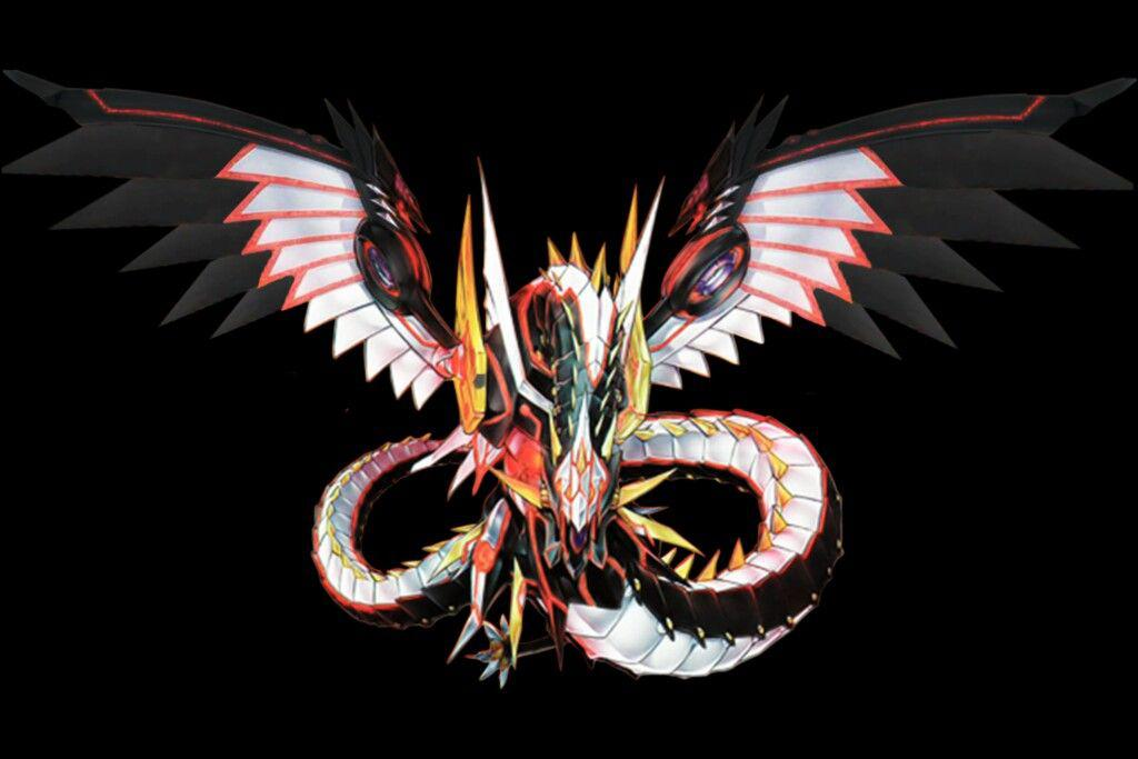 Infinite Cyber Dragon Divison Archive of the Celestial Han