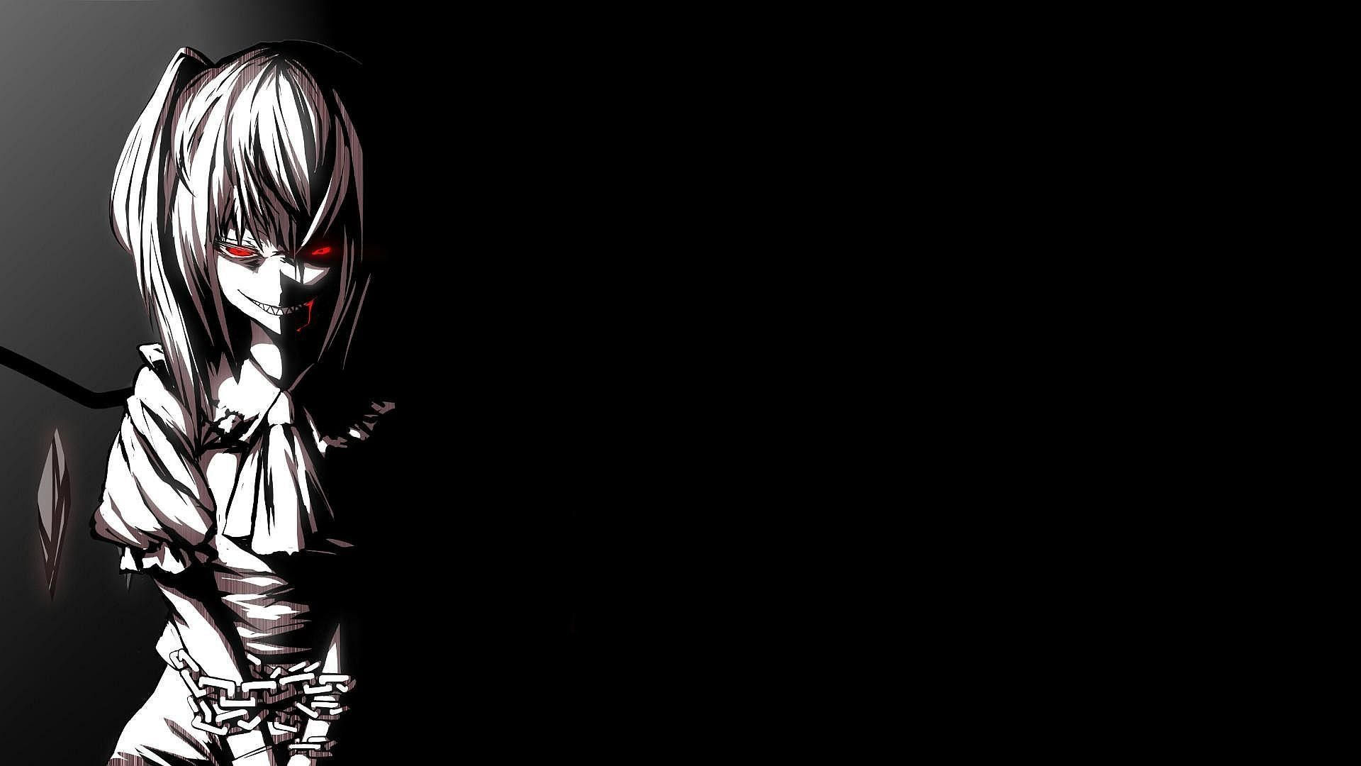 Dark Anime Wallpapers - Wallpapers Browse