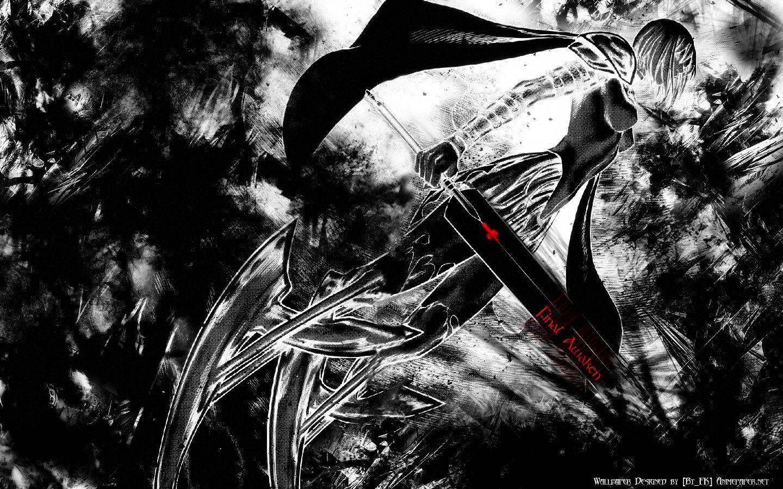 Dark Anime Wallpaper Women Piercings Anime Dark Angels ...