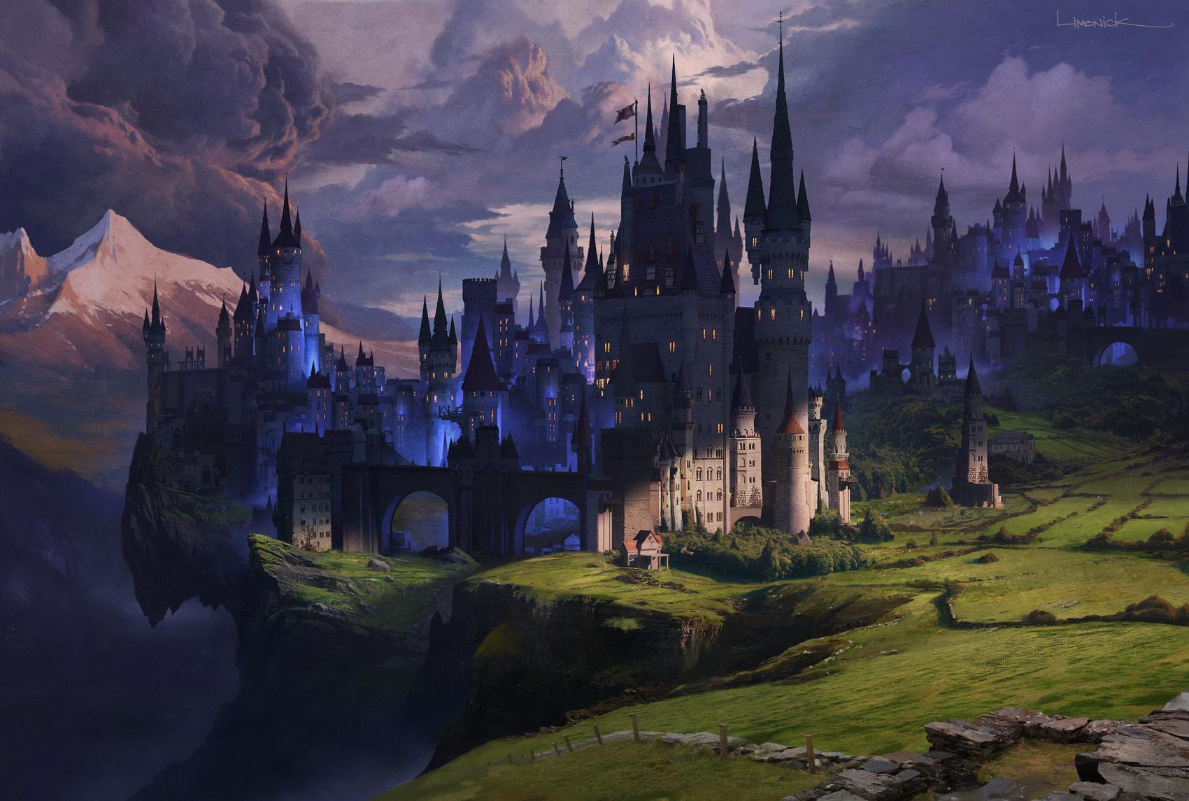 Dark Castle Backgrounds (35 Wallpapers) – Adorable Wallpapers