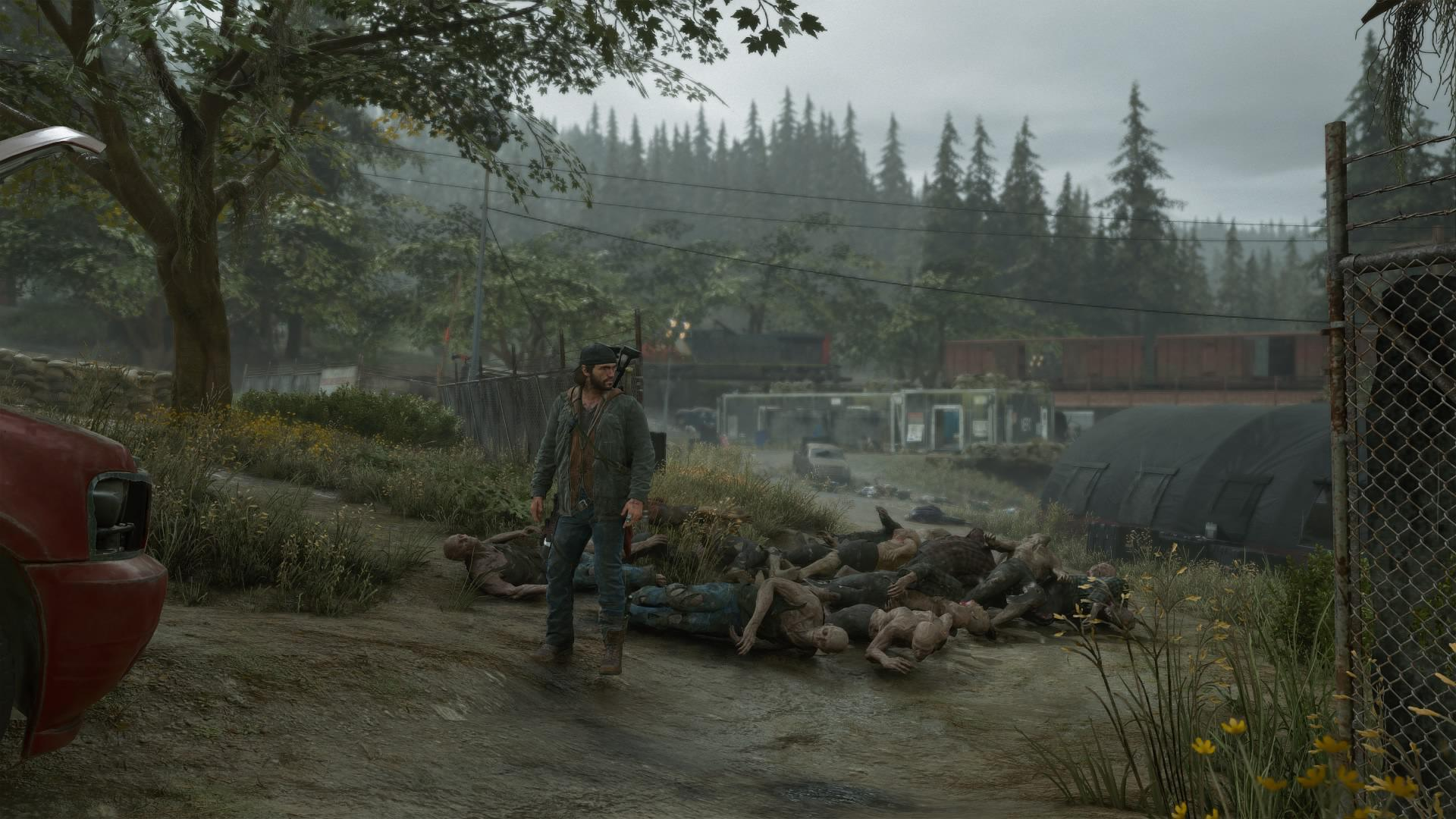 Days Gone has gone Gold