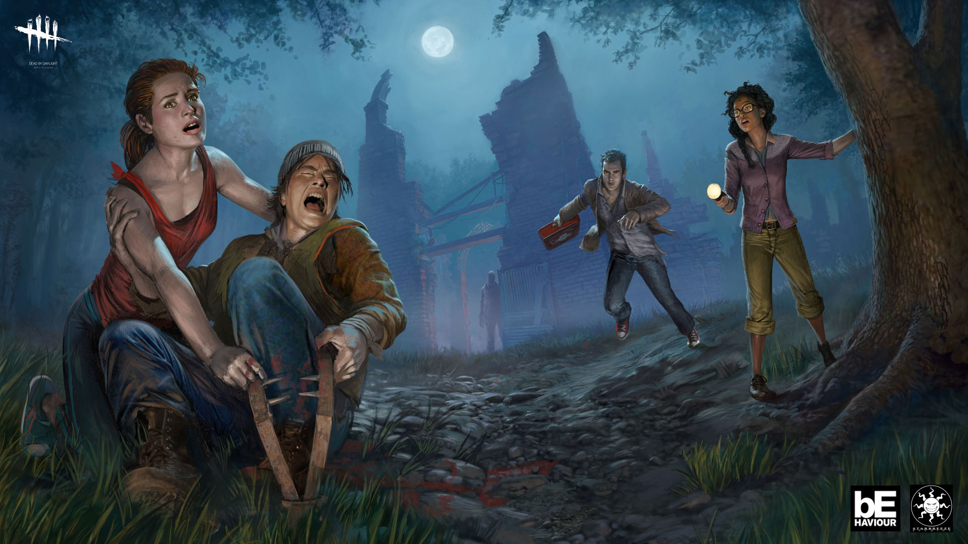 Dead By Daylight Hd Wallpapers Backgrounds Wallpaper 1920x1080