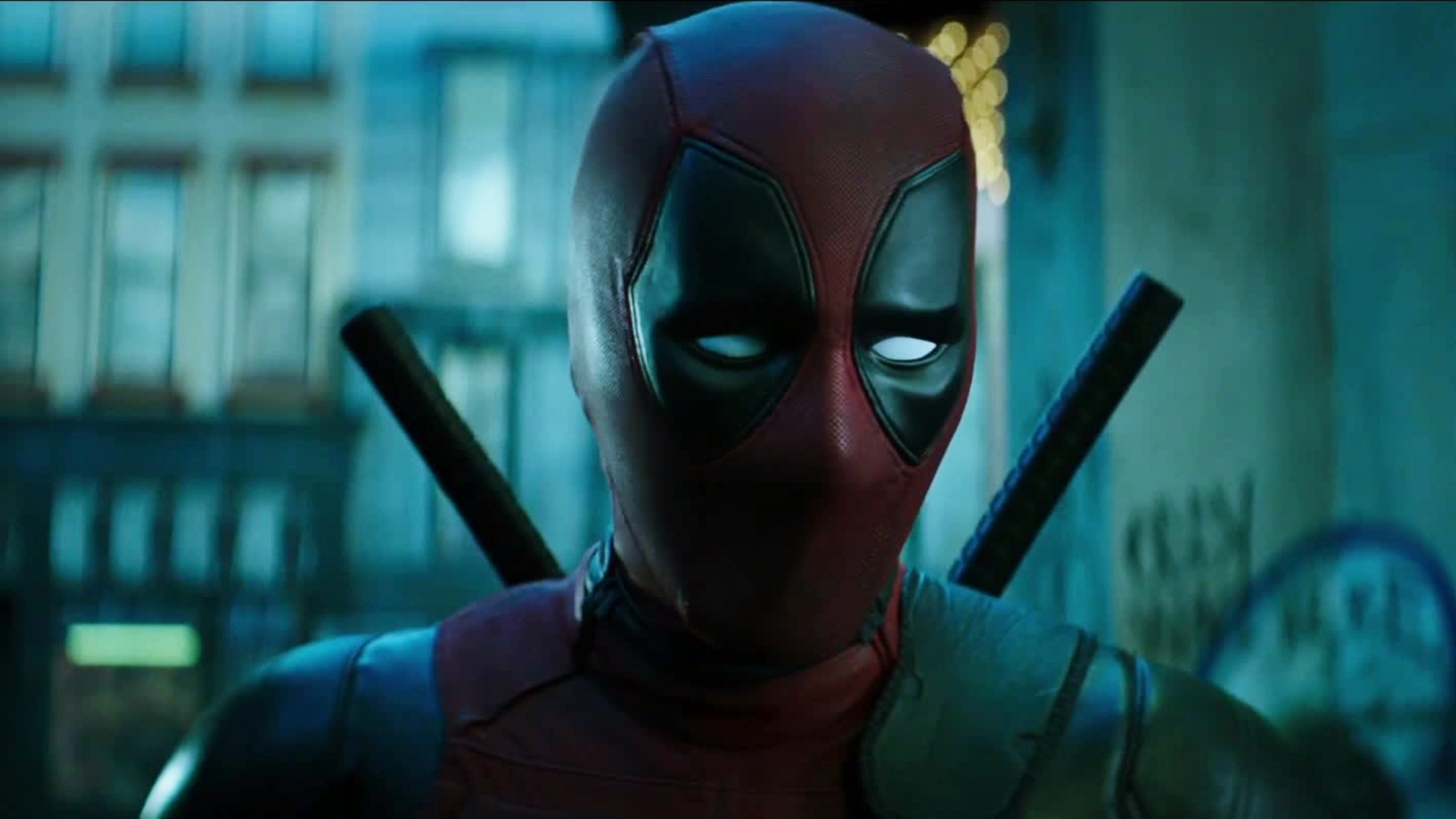 Wallpaper of the Day Deadpool  Word of The