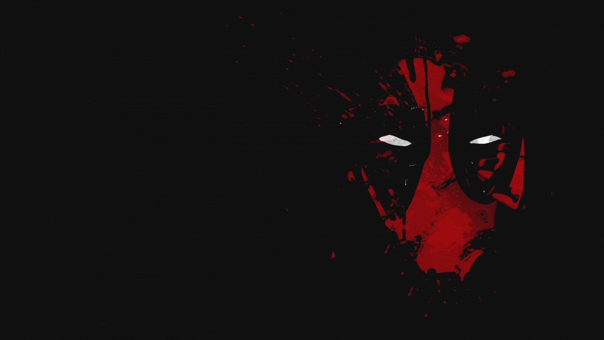 black and red hd wallpaper 1080p