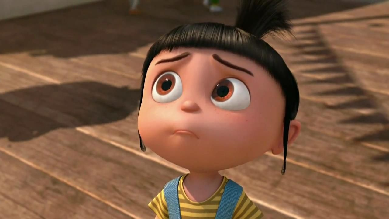Agnes Gru/Gallery  Despicable Me Wiki  Fandom powered by Wikia 1280x720