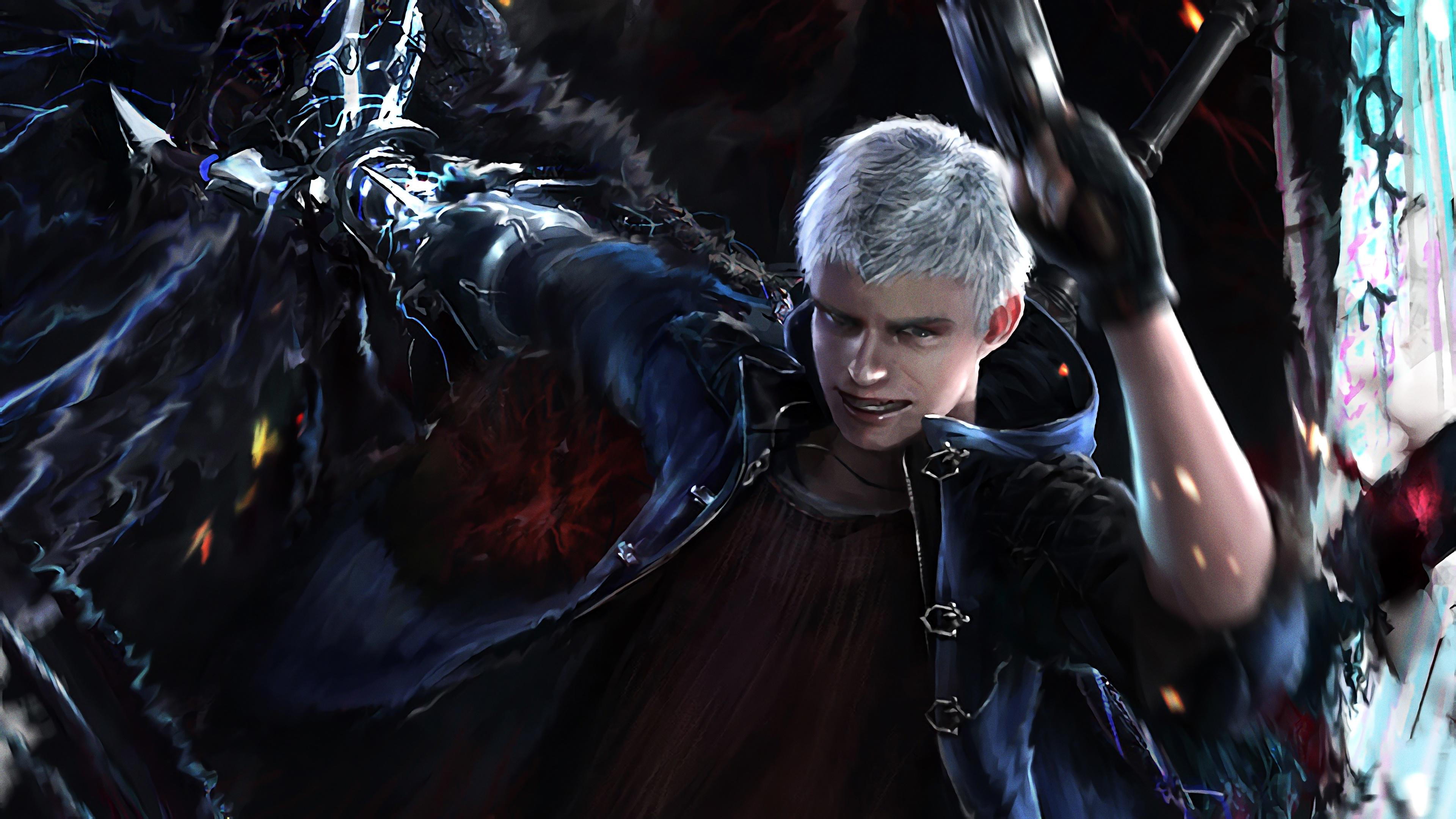Devil May Cry Wallpapers Hd Wallpaper Download Hd