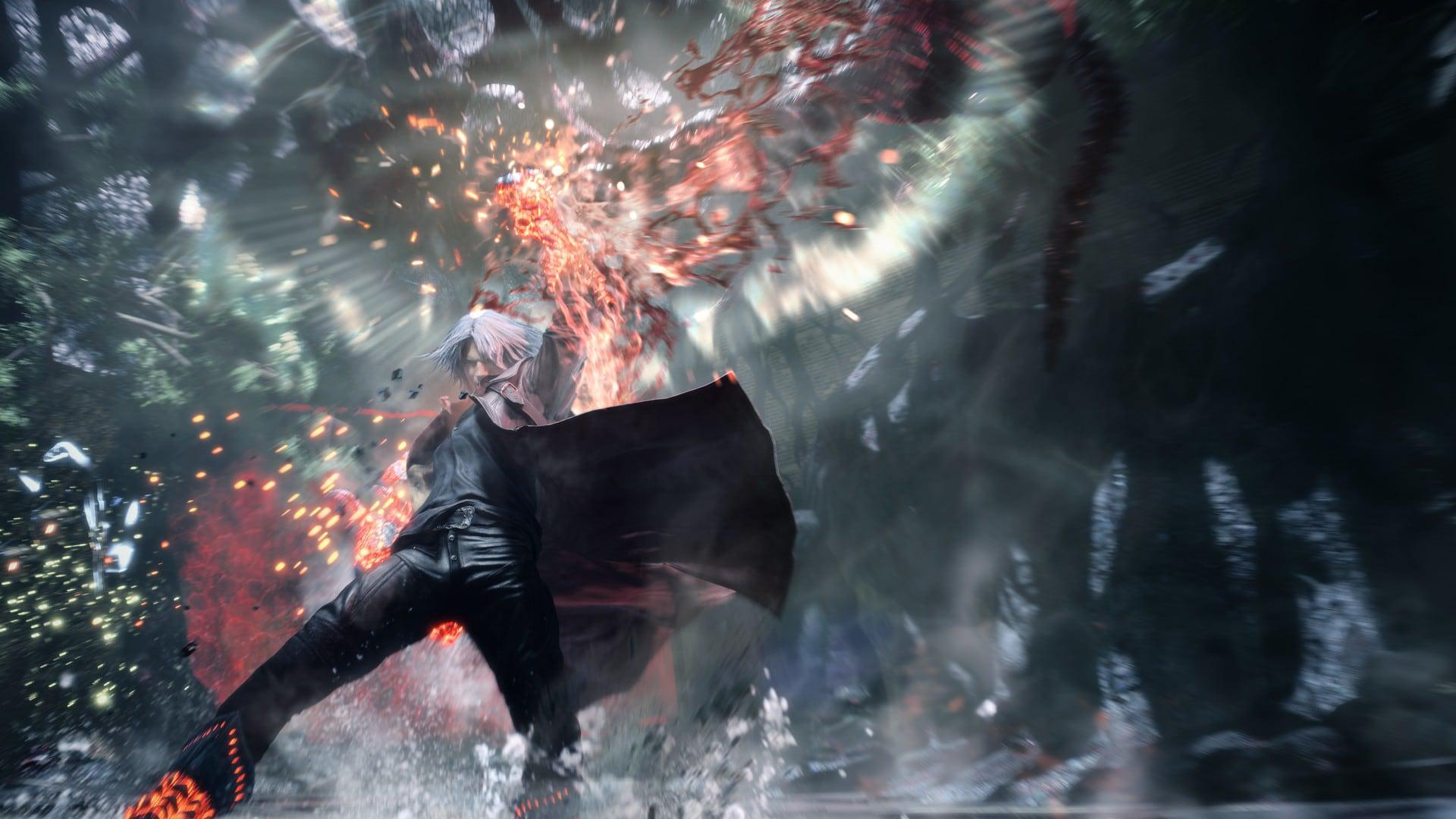 Devil May Cry Wallpaper Wallpaper Download Hd