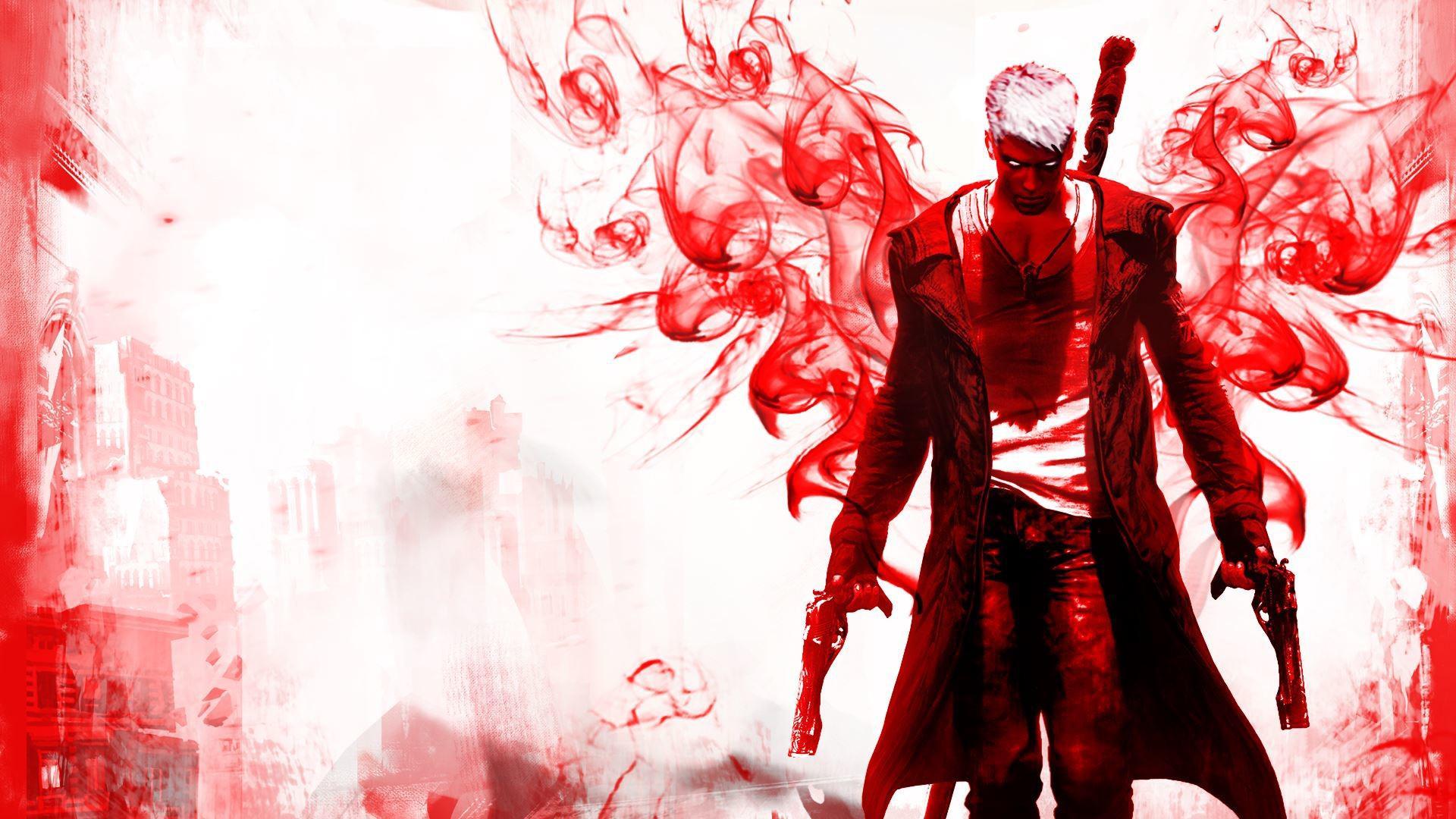 Devil May Cry Hd Desktop Wallpaper Widescreen High Definition
