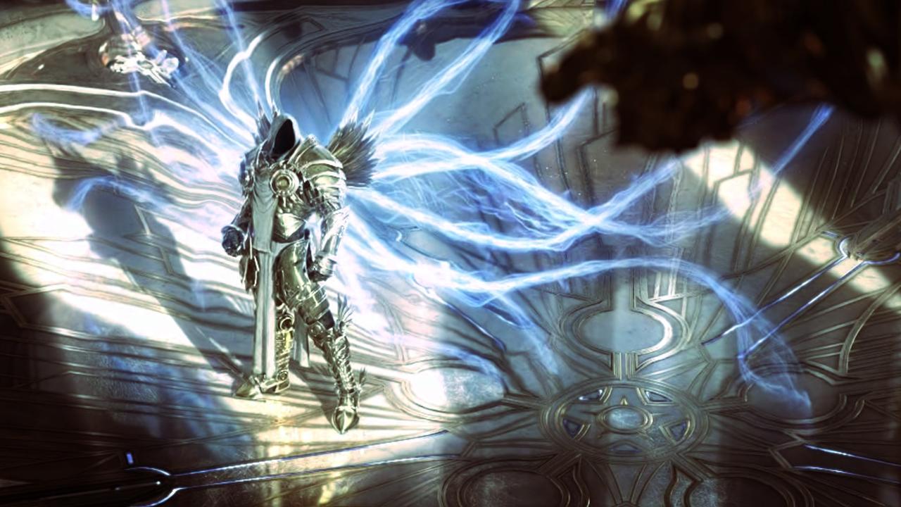 Diablo 3 Tyrael Wallpapers