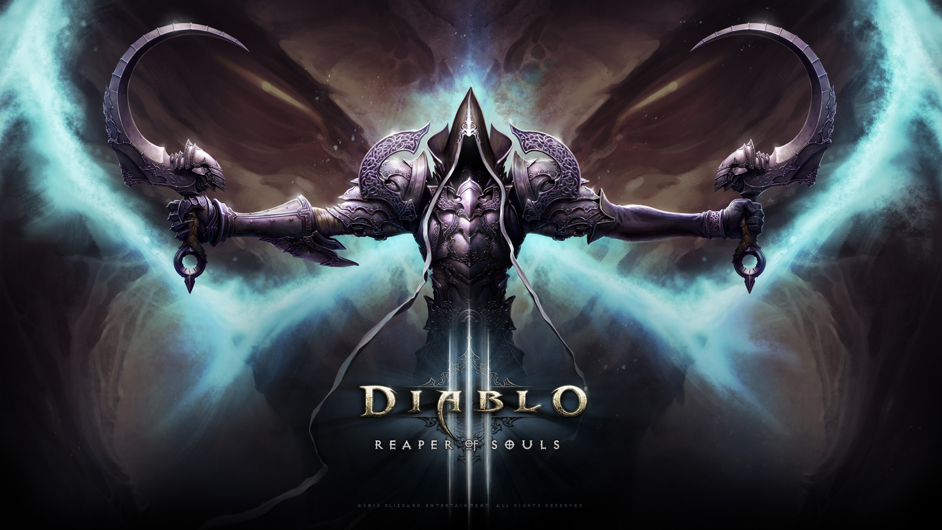 HD wallpaper Diablo  Name Text Font Background HD Wallpaper 1920x1080