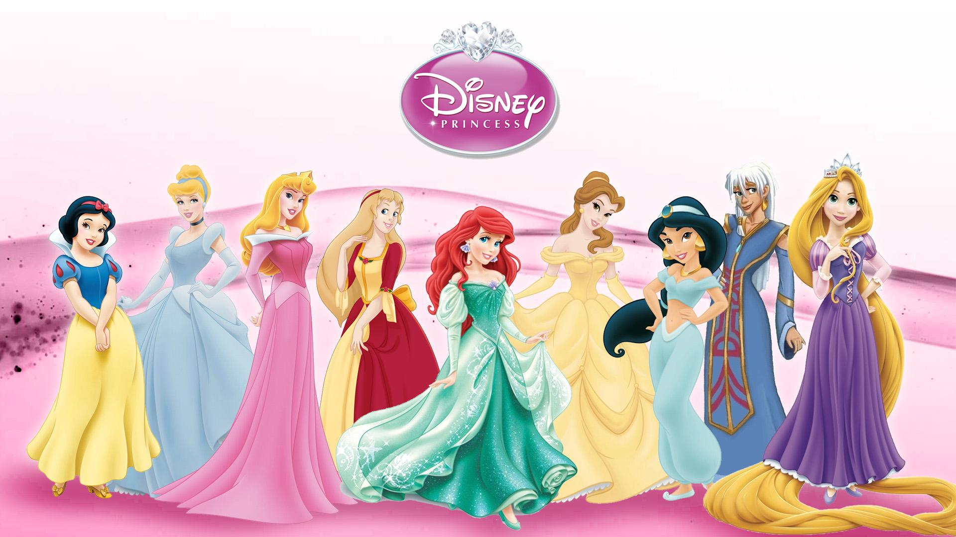 Ariel Belle Cinderella Aurora Disney Princess Hd Wallpaper For Fb
