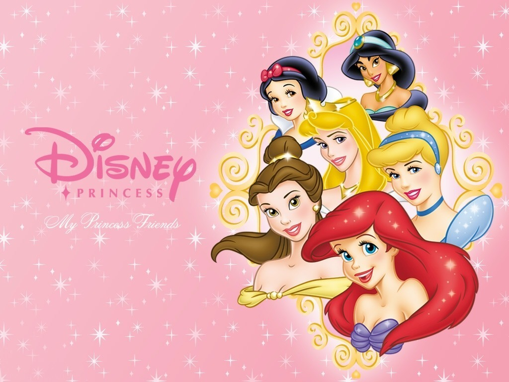 Disney Princess Wallpaper  , picture, image or photo  Princess 1024x768