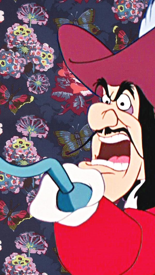 Disney Villains Wallpaper 640x1136