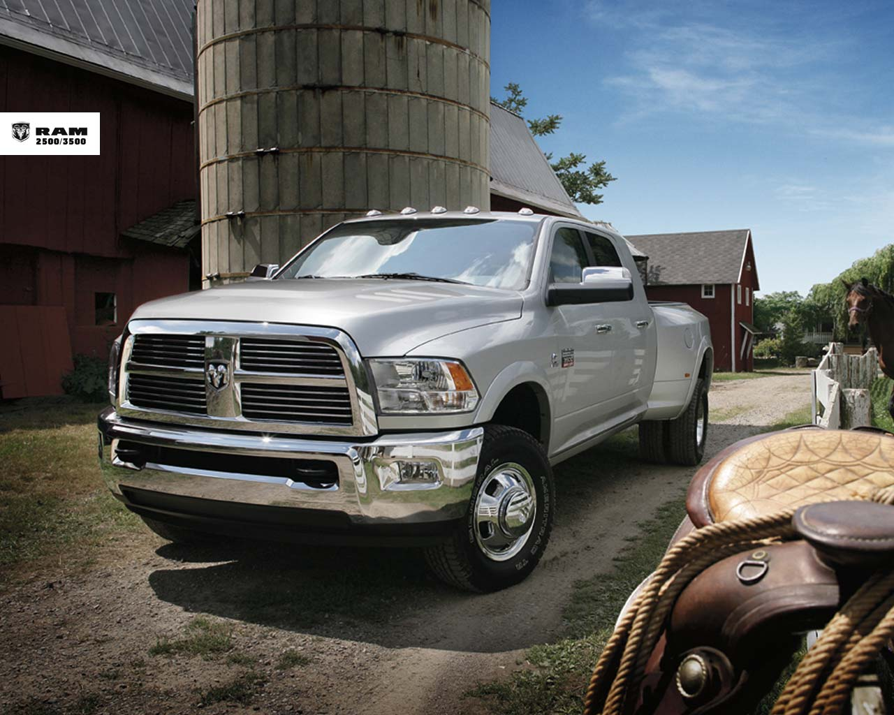 Lifted Ram 3500 >> Dodge Truck Wallpapers (44 Wallpapers) – Adorable Wallpapers