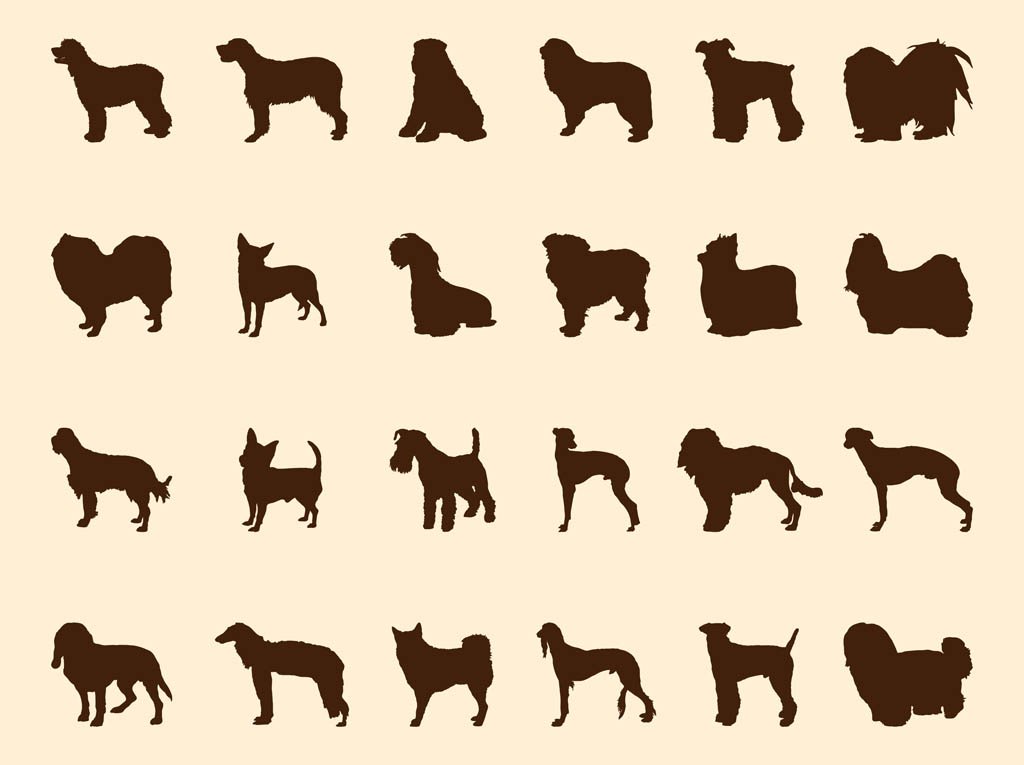 dog silhouette wallpapers (25 wallpapers) – adorable wallpapers