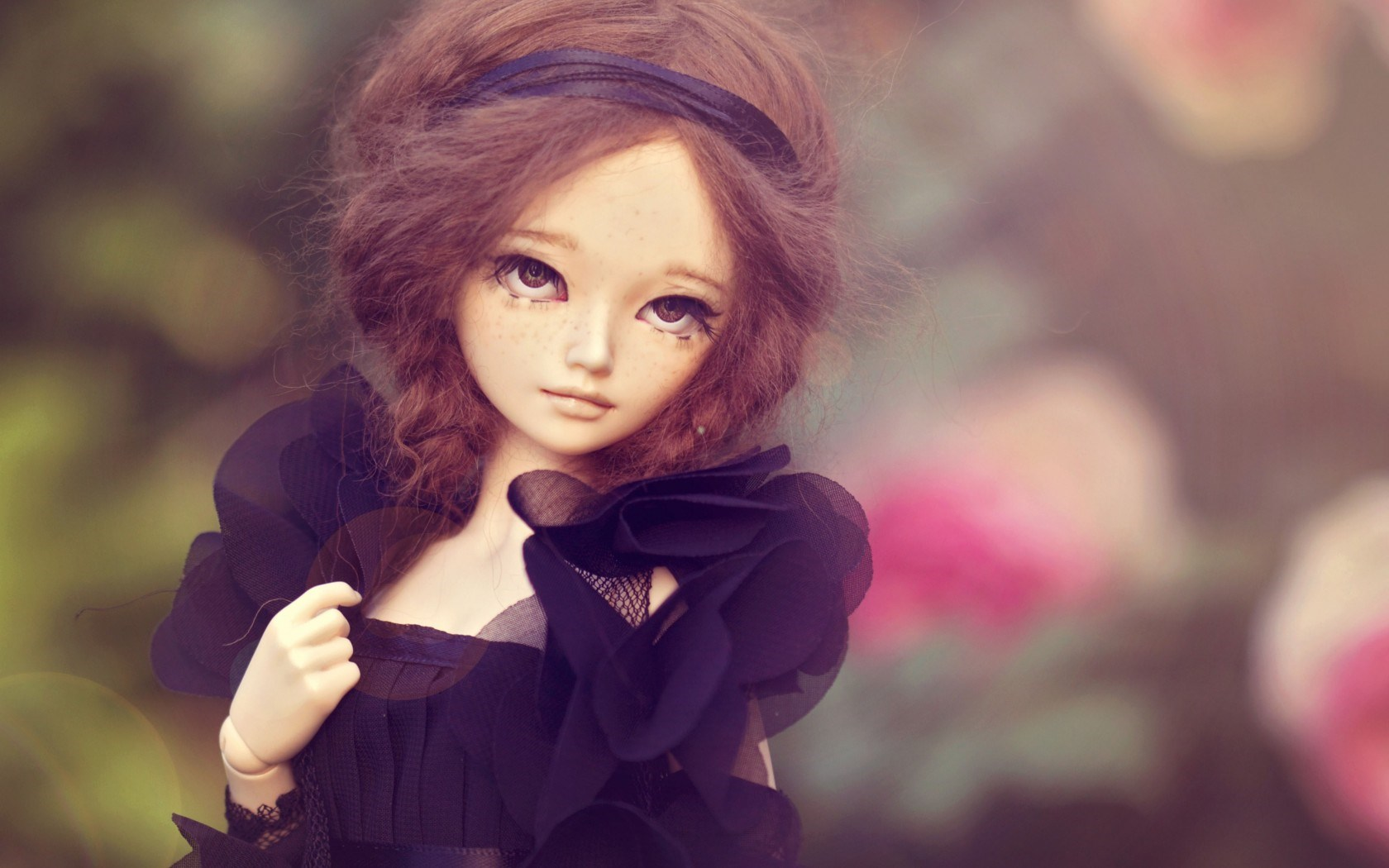 Collection of Doll Wallpapers on HDWallpapers 1680x1050