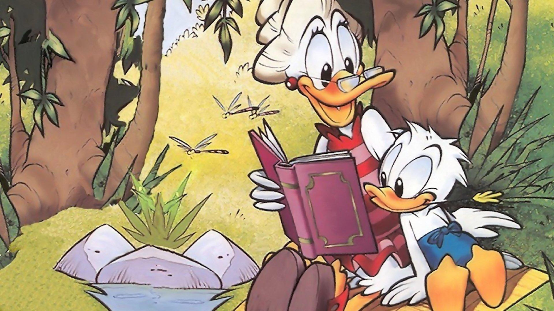 Donald Duck Wallpaper 1920x1080