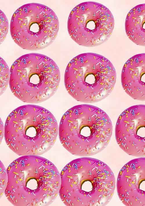 Remarkable Donut Desktop Wallpaper Cute Te February Calendar Sarah Hearts 500x710