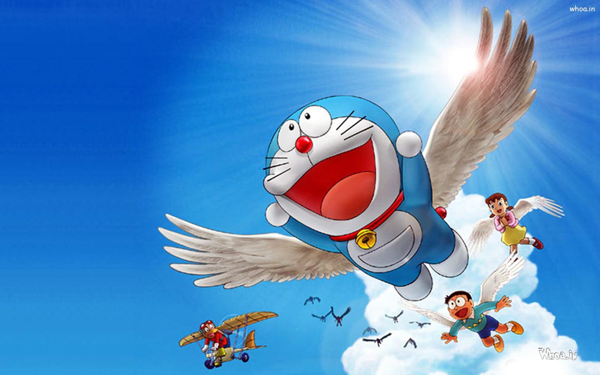 Unduh 58+ Wallpaper Doraemon Pinterest HD Terbaik