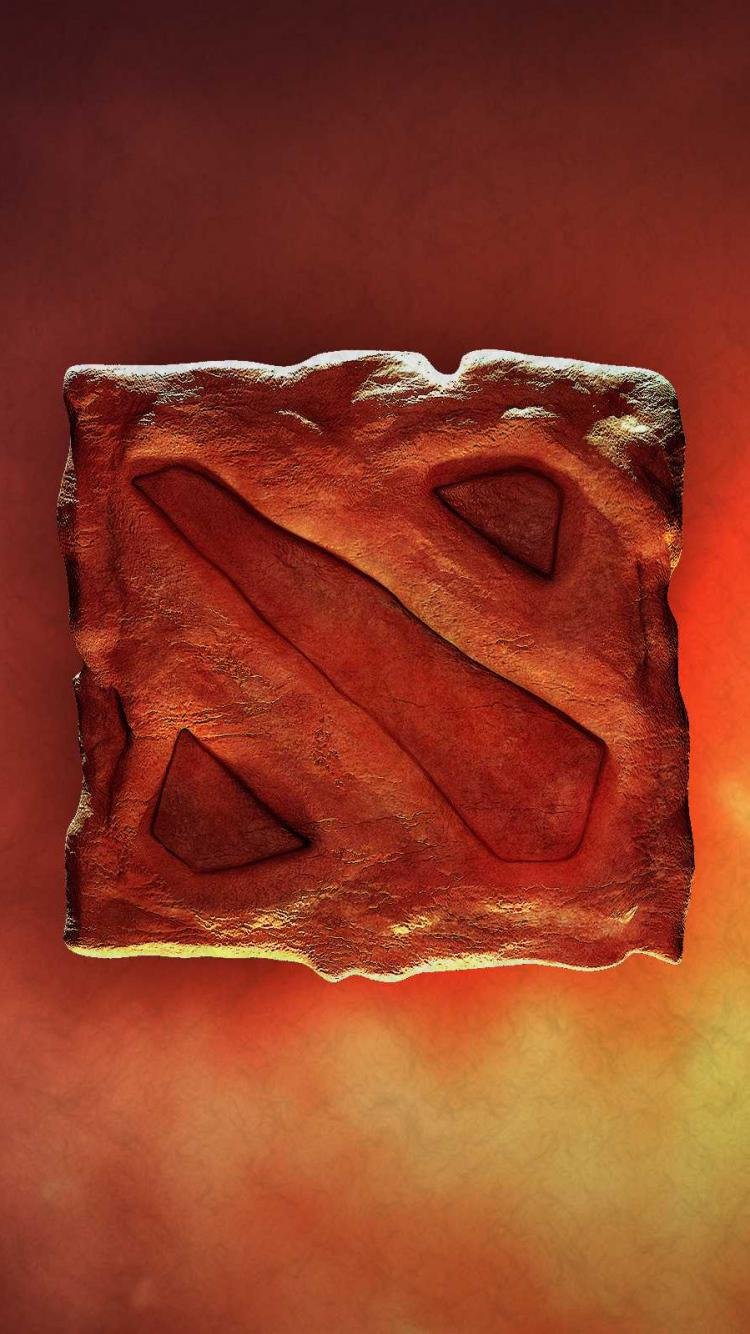Dota Logo HD Wallpapers and Backgrounds for