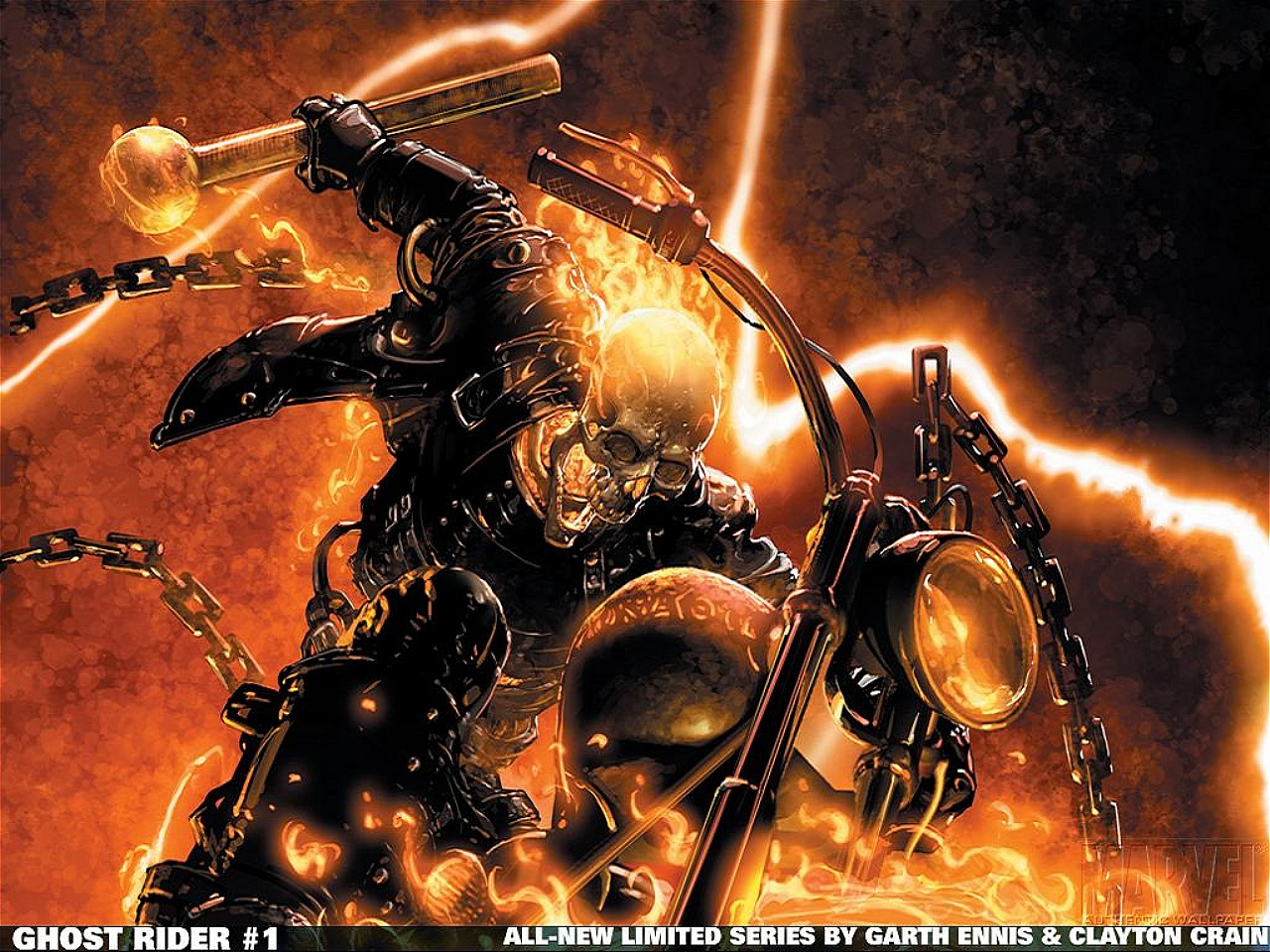 Ghost Rider HD Live Wallpaper Download Ghost Rider HD Live 1280x960