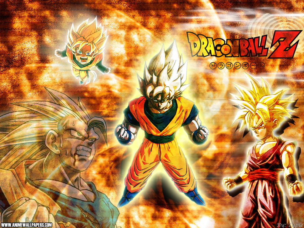 Dragon Ball Z 3D Wallpapers (39 Wallpapers) – Adorable ...