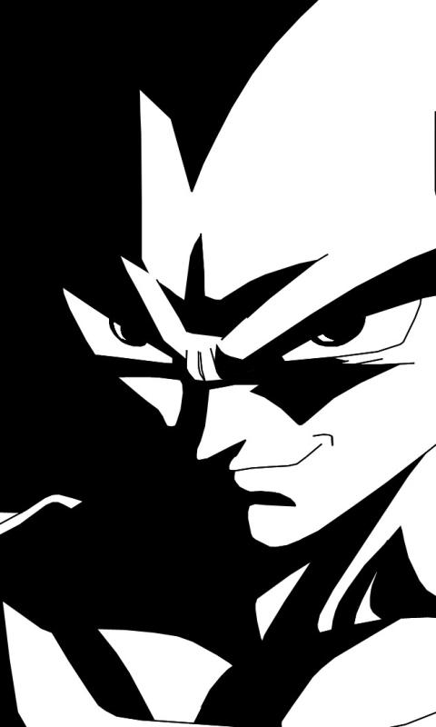 Dragon Ball Z Wallpaper Black And White 64 Wallpapers Adorable Wallpapers