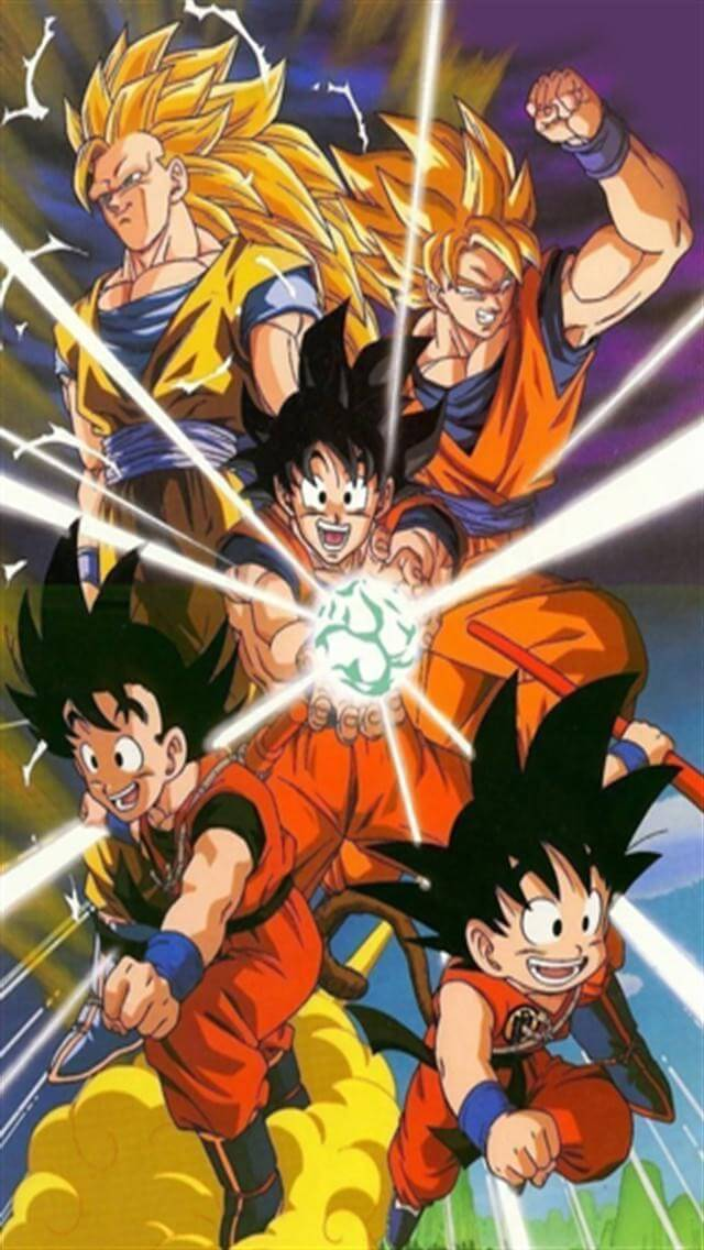 dbz phone wallpaper - photo #9