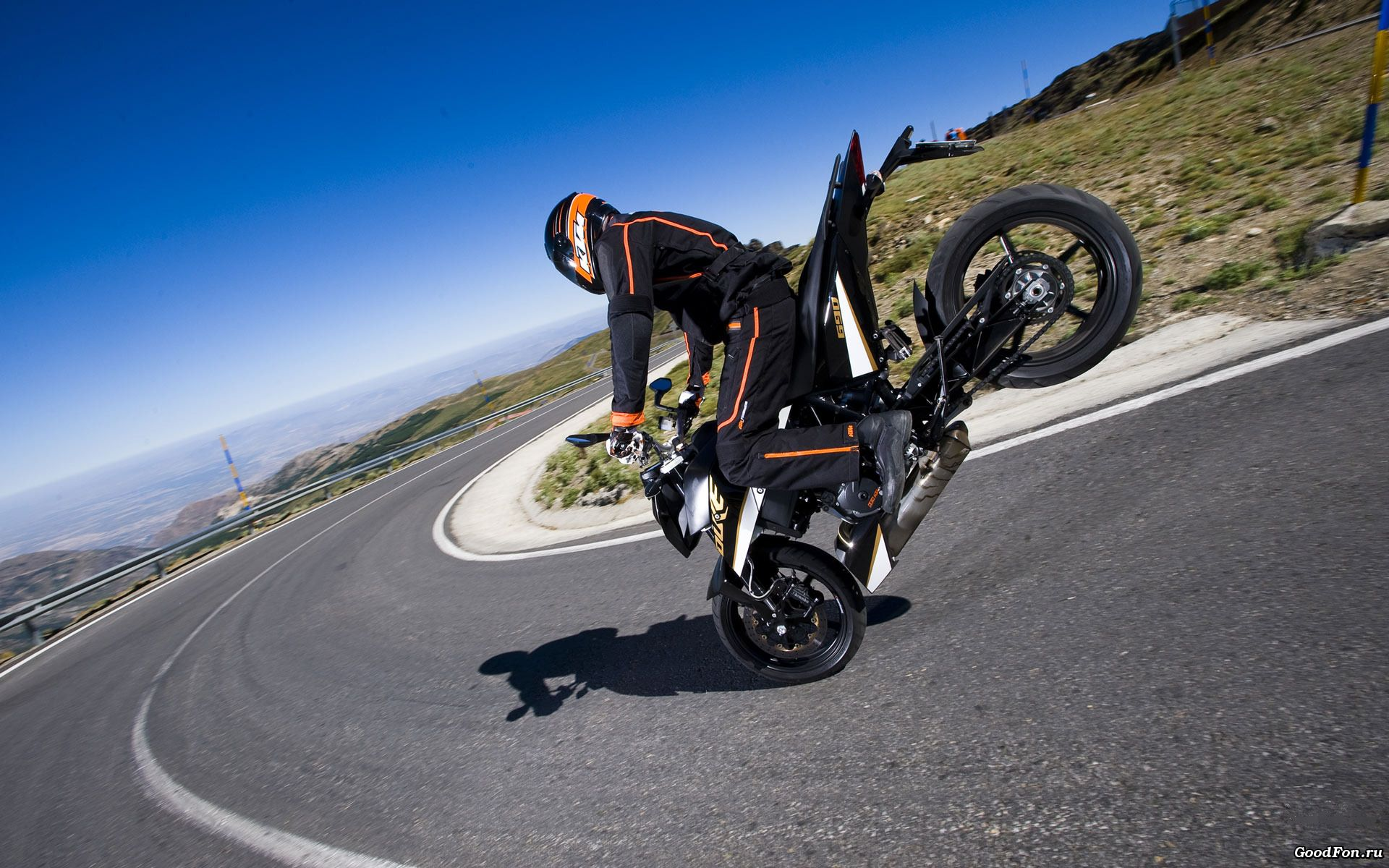 KTM Duke Bike Wallpaper HD For Desktop In High Quality 1920x1200