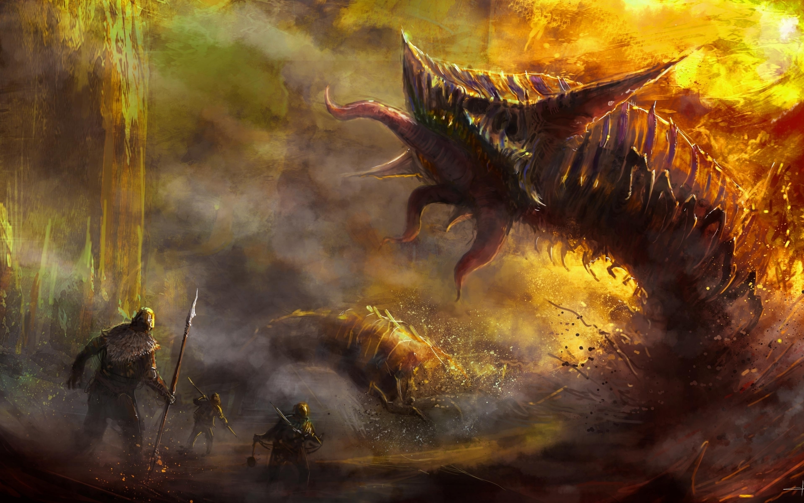 Best Dungeons And Dragons Wallpaper Hd Full Hd For Pc