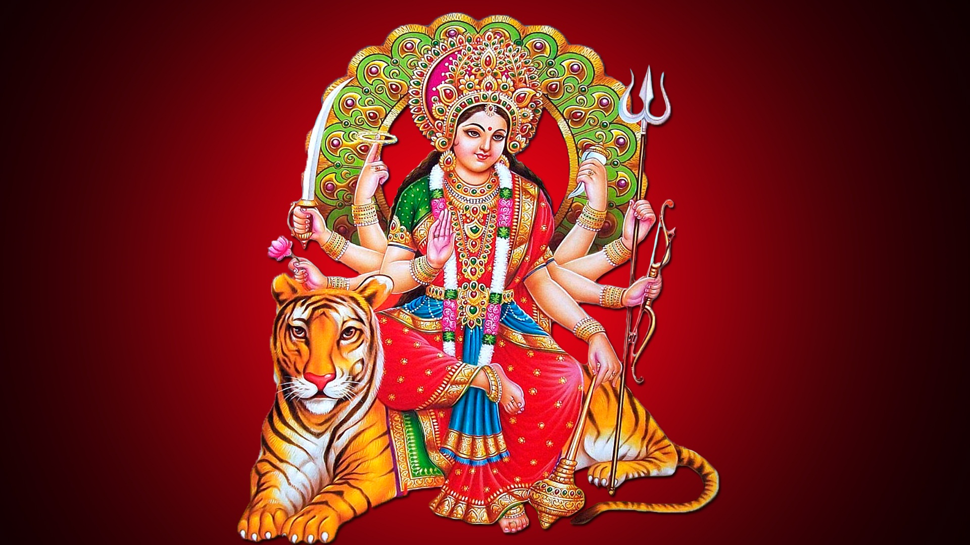 Durga Puja Wallpaper Group