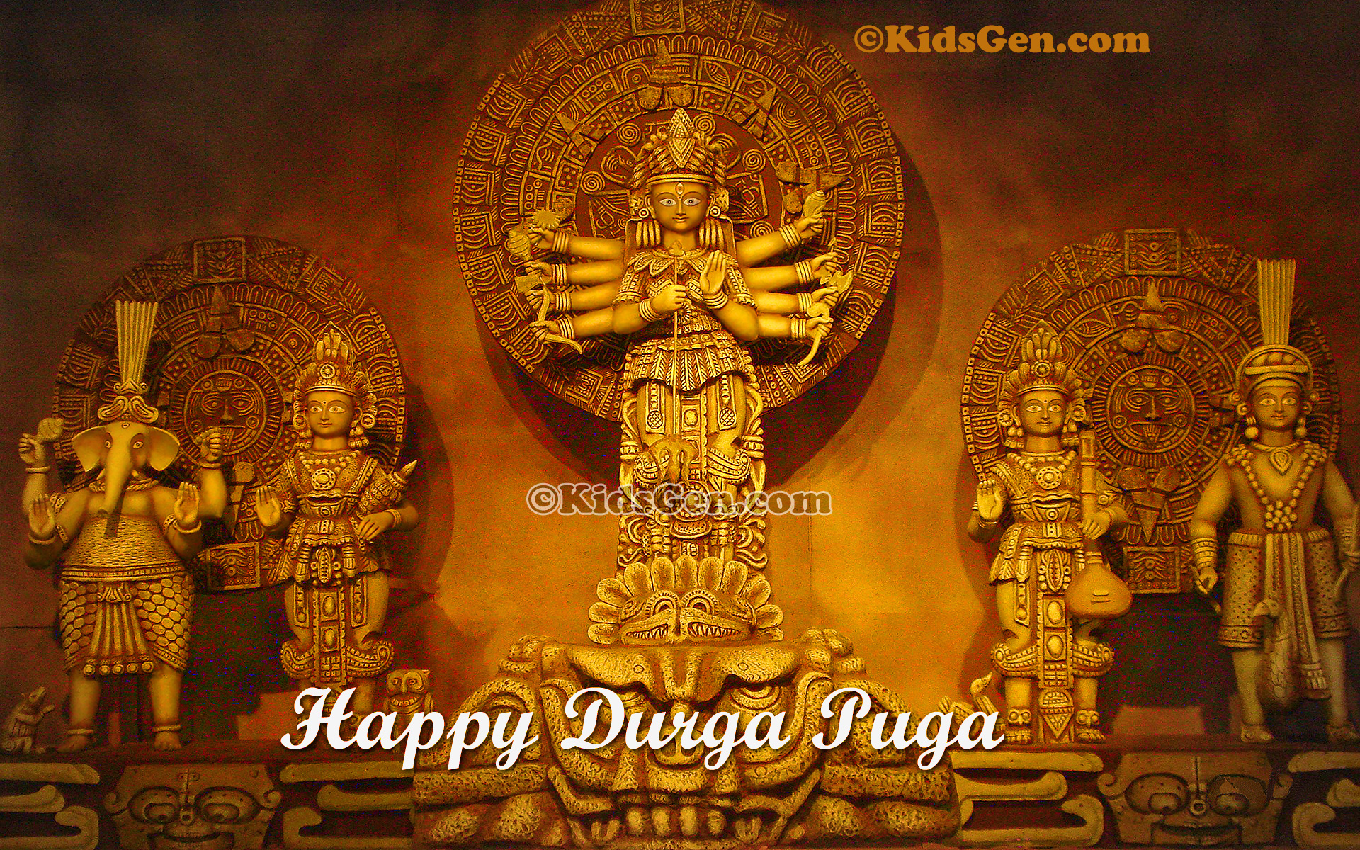 Durga Mata HD Wallpapers for Devotee Download for Free