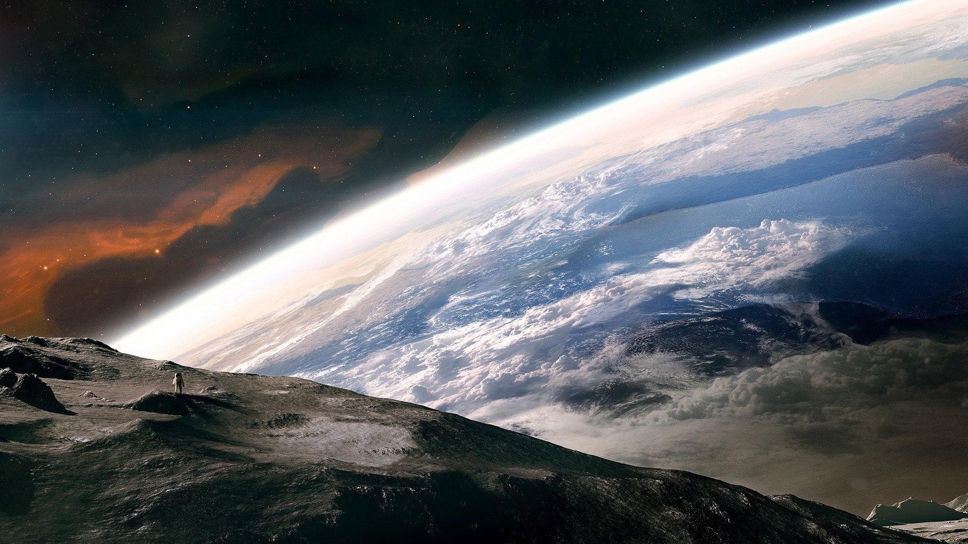 high quality space wallpapers group 1920x1080