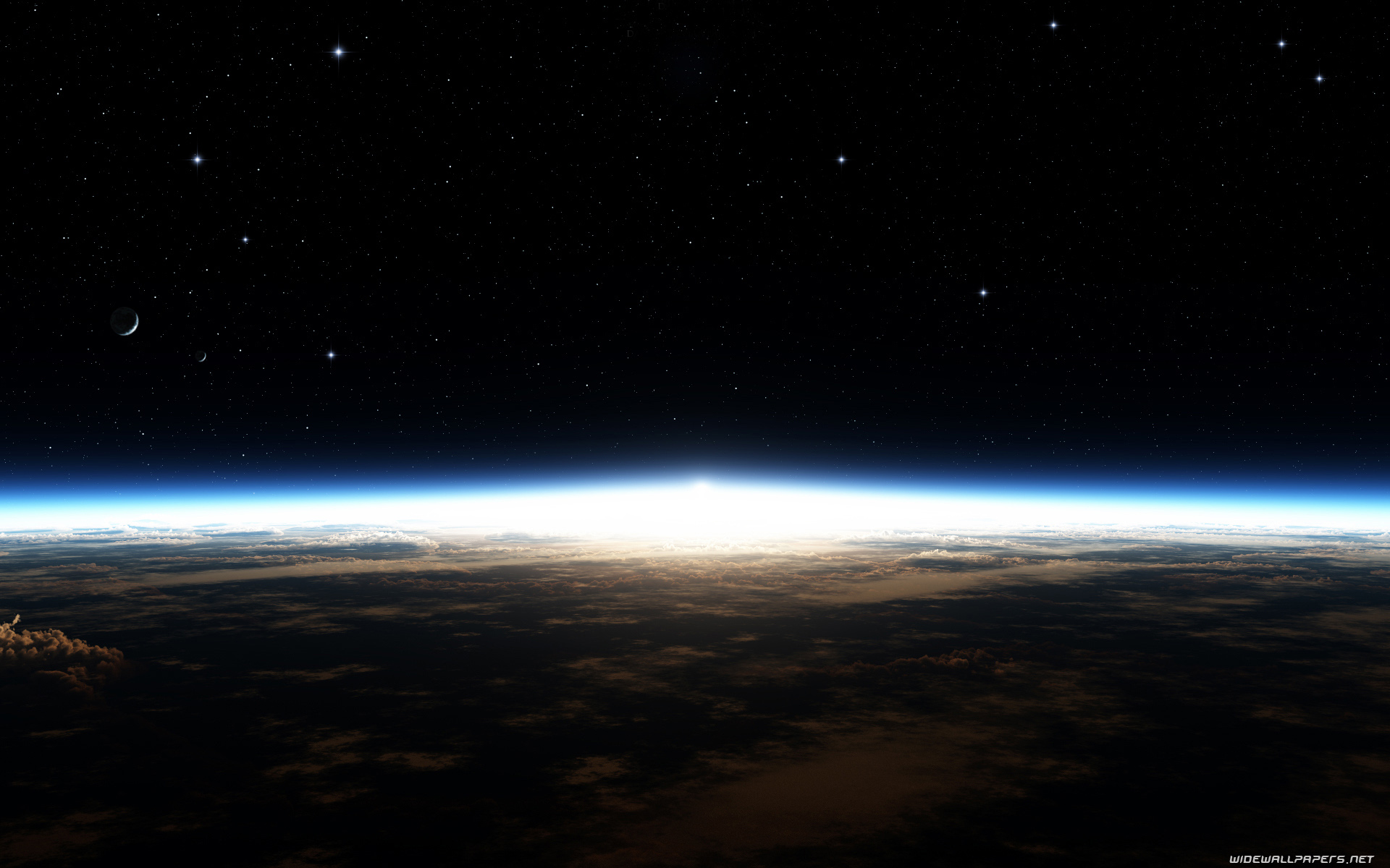 Earth Day And Night From Space HD desktop wallpaper High rh