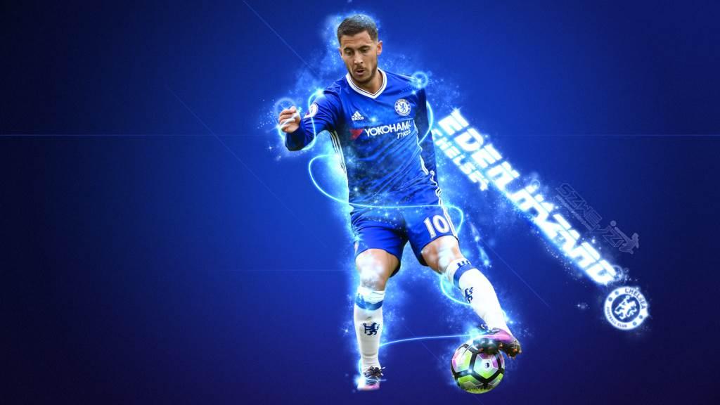 Eden Hazard Wallpaper Chelsea U Wallpaper Free Download