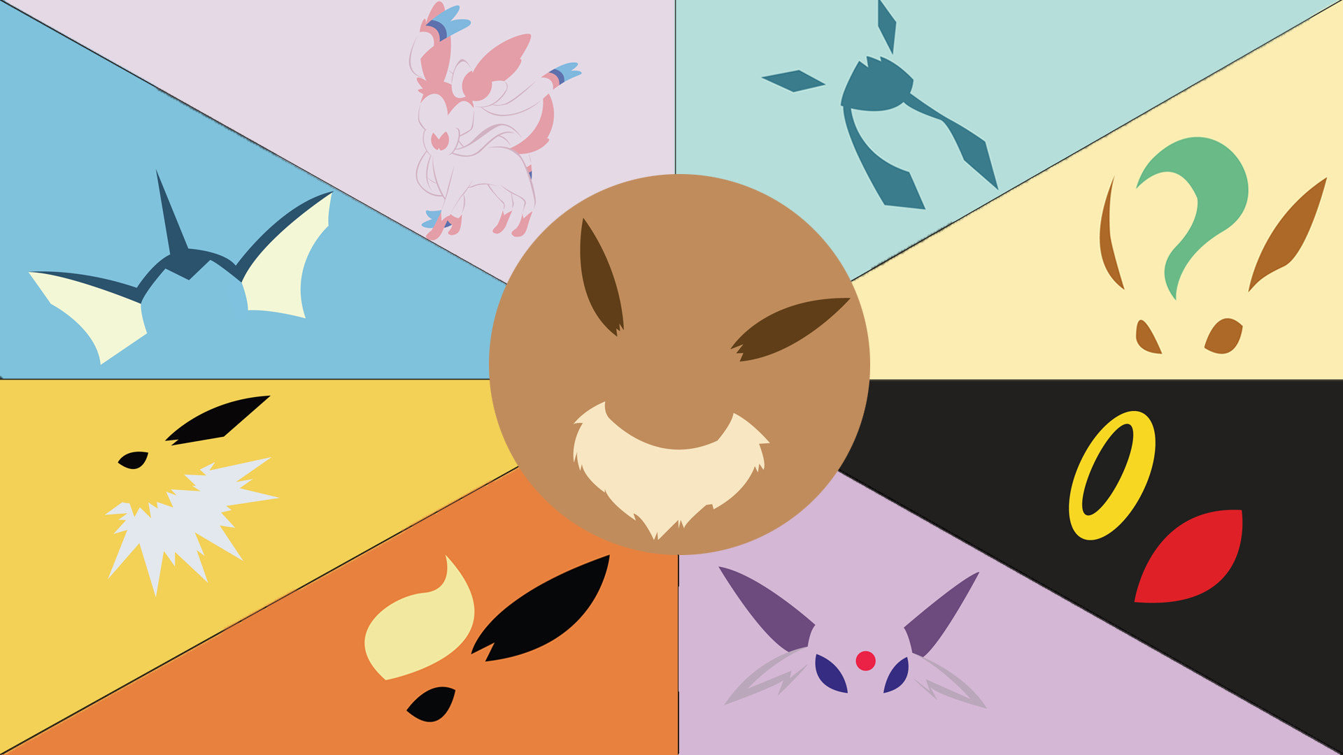 eeveelutions wallpaper - photo #42