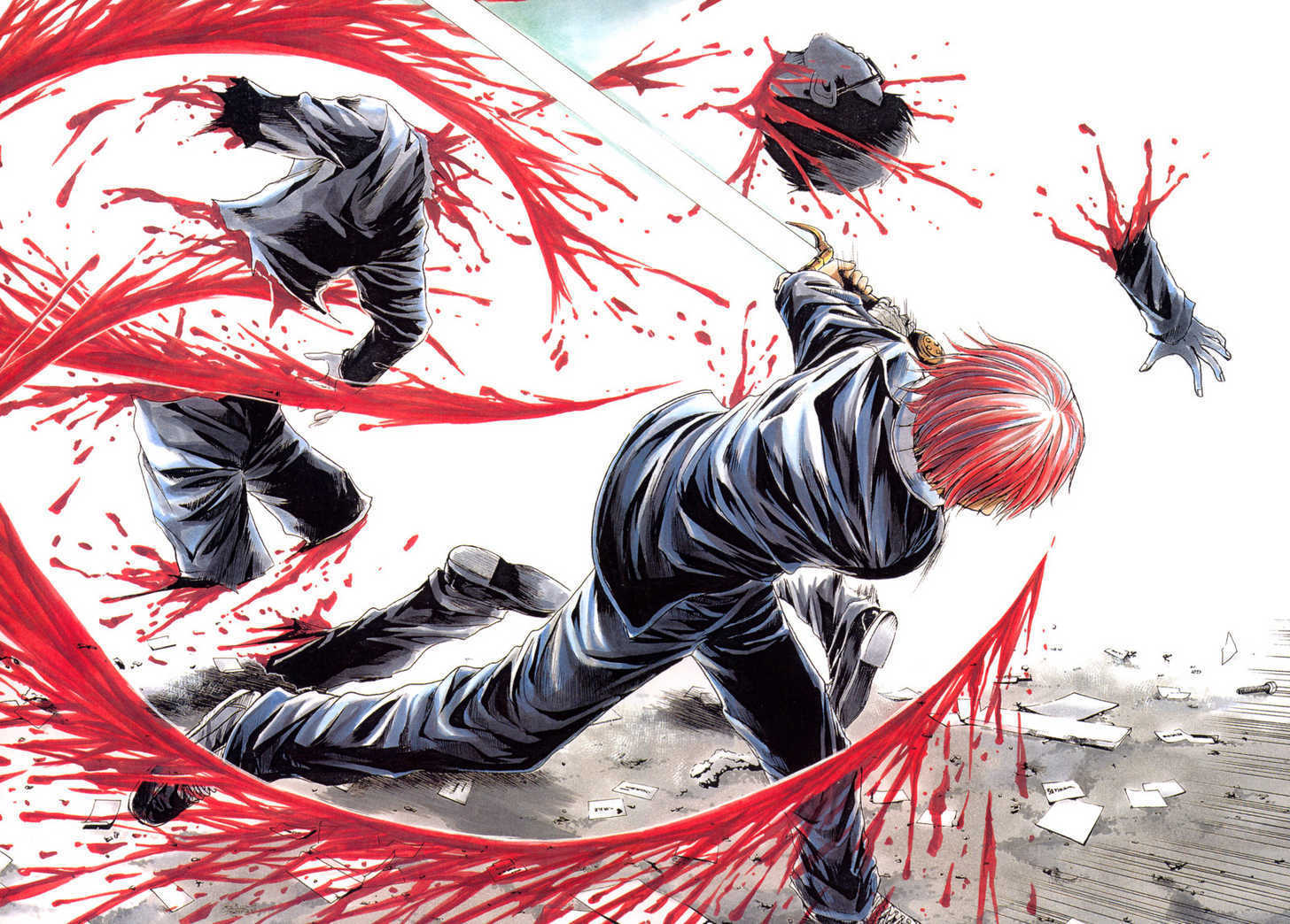 Epic Anime Wallpaper: Epic Anime Wallpapers (69 Wallpapers)