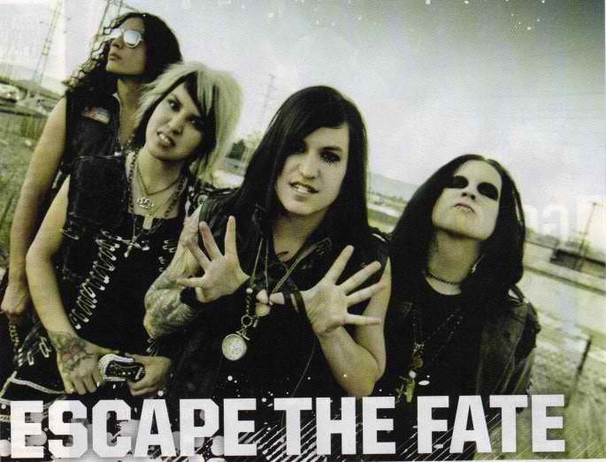 Pin by Marna Adetokunbo on Escape The Fate  Falling In Reverse 685x523