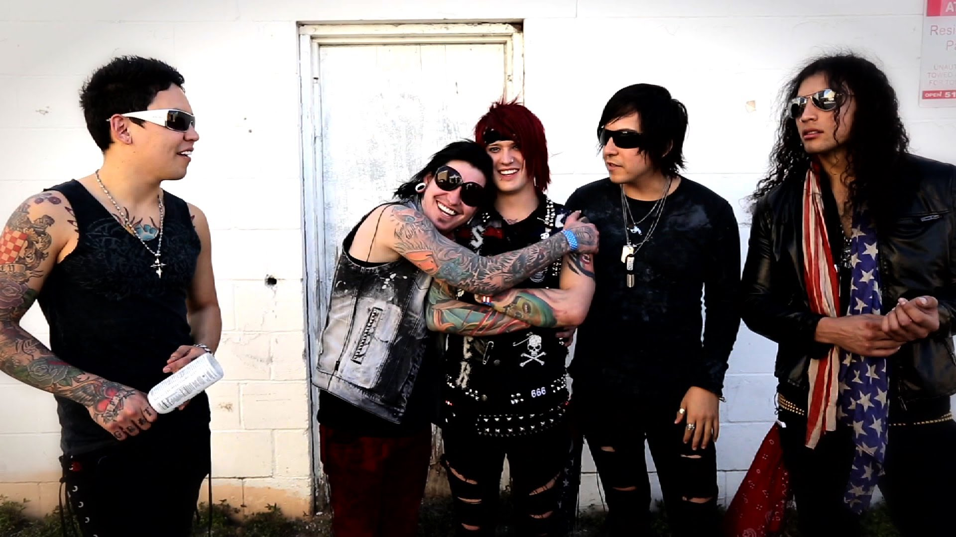 Escape The Fate Wallpaper by Houndoom on DeviantArt 1920x1080